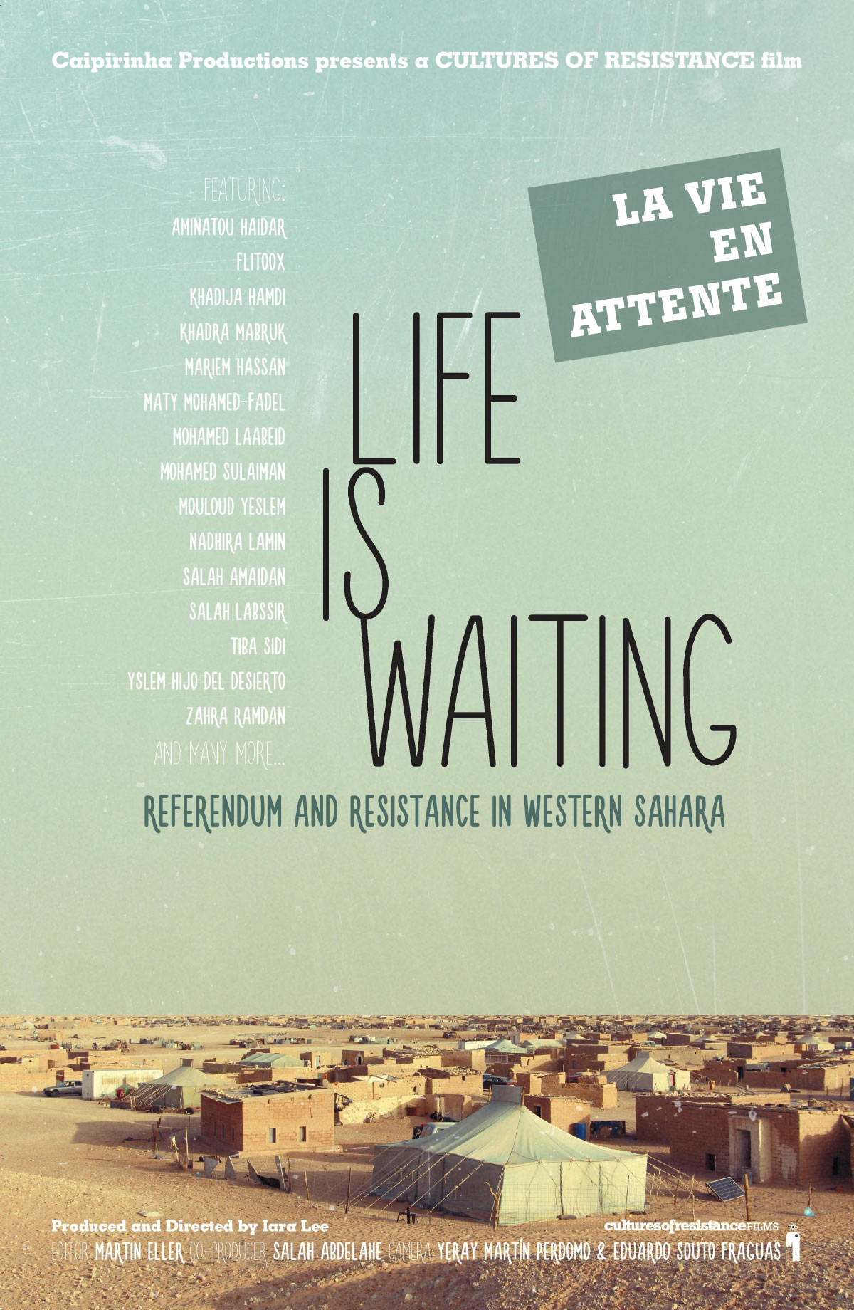 life is waiting poster titre fr